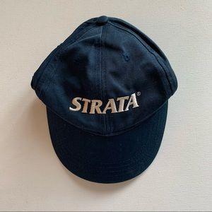 Strata Golf Hat Cap Adjustable Back OS